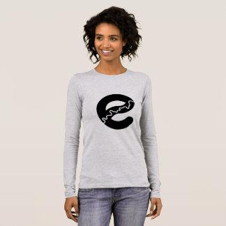 T-shirt de Longsleeve de rivière d'Edmonton
