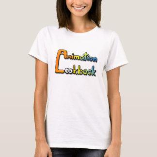 T-shirt de Lookback d'animation (femmes)