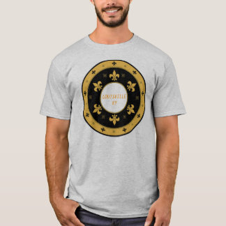 T-shirt de Louisville, KY