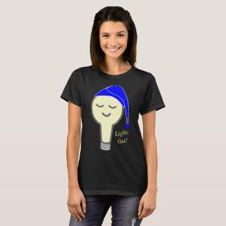 T-shirt De lumières chemise de dormeur