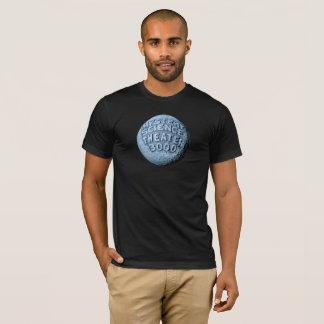 T-shirt de lune de MST3K (noir)