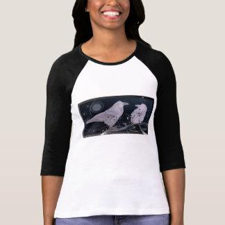 T-shirt de lune de Raven