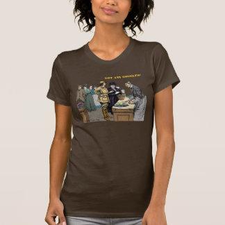T-shirt de lunettes
