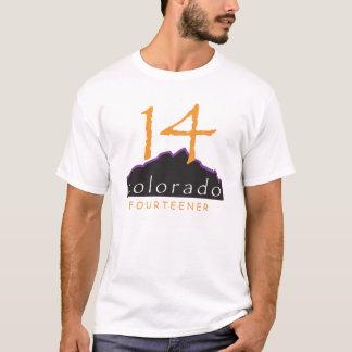 T-shirt de l'usage 14er