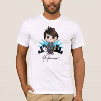 "T-shirt de ""M. Metropolitan"""