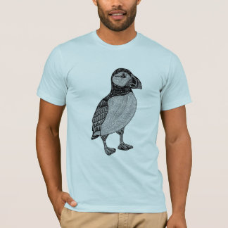 T-shirt de macareux