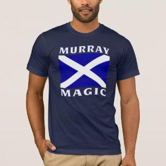 T-shirt de magie de Murray de bleu marine
