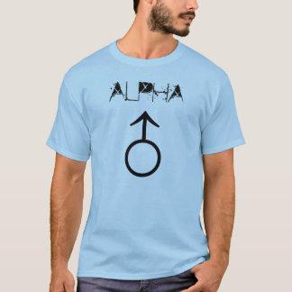 """T-shirt de """"mâle alpha"""""""