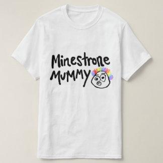 T-shirt de maman de Minestrone