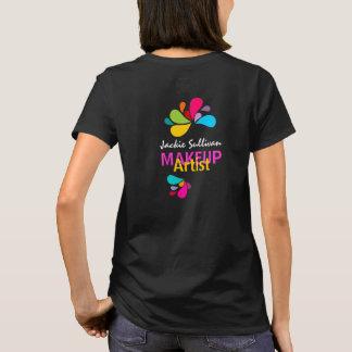 T-shirt de maquilleur