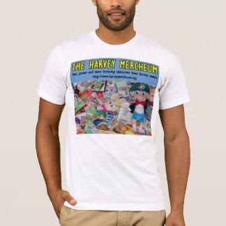 T-shirt de marchandises de Harvey Mercheum