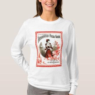 T-shirt de marchandises de robe de Broadhead