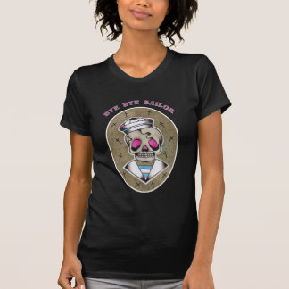 T-shirt de marin d'au revoir