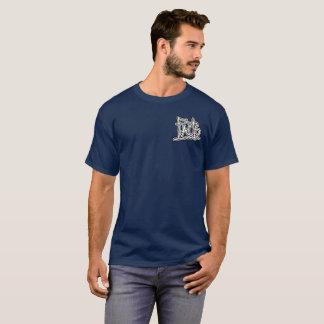 T-shirt de marine de faits