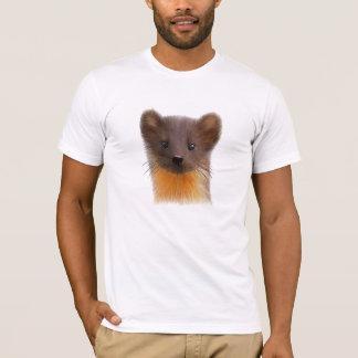 T-shirt de martre de pin