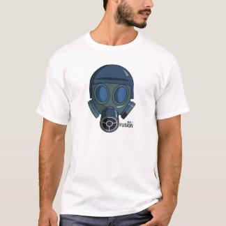 T-shirt de masque de gaz de FUSION