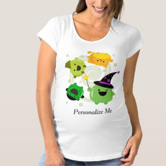 T-Shirt De Maternité Abracadabra personnalisable de sorcière de