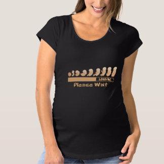 T-Shirt De Maternité Évolution de bébé