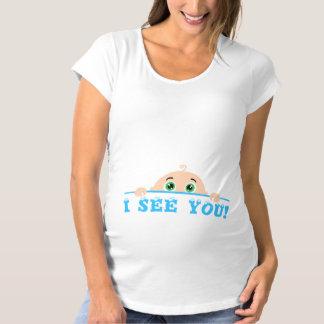 T-Shirt De Maternité Je vous vois