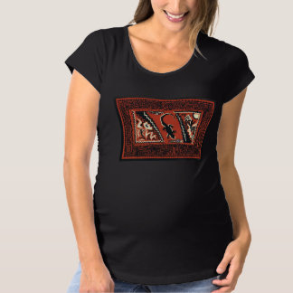 T-Shirt De Maternité lezard