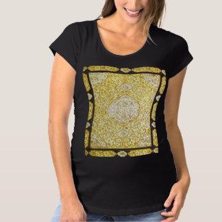 T-Shirt De Maternité Or sacré de Falln