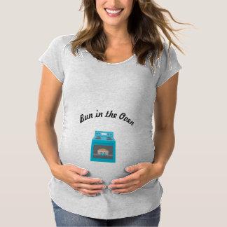 T-Shirt De Maternité Petit pain dans le four [garçon]
