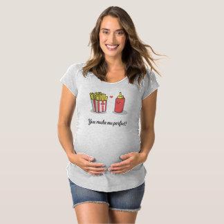 T-Shirt De Maternité Romantique drôle vous me faites la chemise de