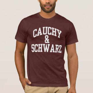 T-shirt de maths de Cauchy-Schwarz