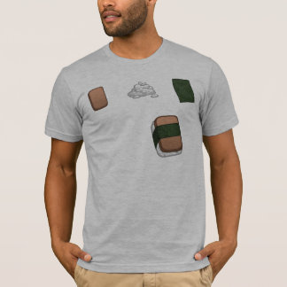T-shirt de maths de Musubi