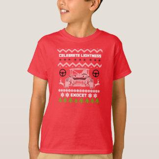T-shirt de mauvais goût de vacances de l'exocet
