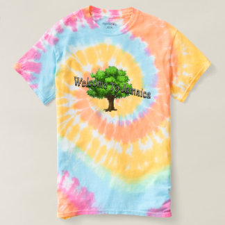 T-shirt de mauvaise herbe