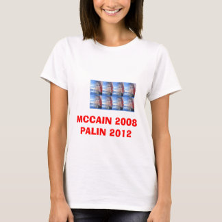 T-shirt de McCain Palin