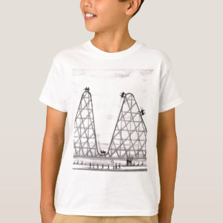 T-shirt De meilleures plus mauvaises montagnes russes