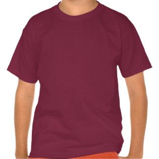T-shirt de mélange de Poly-Coton du PORTUGAL