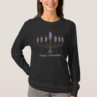 T-shirt de Menorah