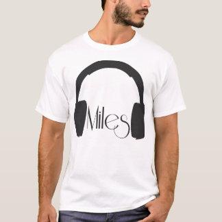 T-shirt de Miles Davis