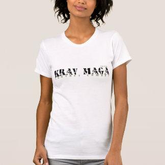 T-shirt de militaires de Krav Maga