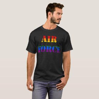 T-shirt de militaires de l'arc-en-ciel LGBT de