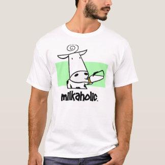 T-shirt de Milkaholics