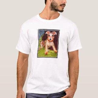 T-shirt de Mini-schnauzer