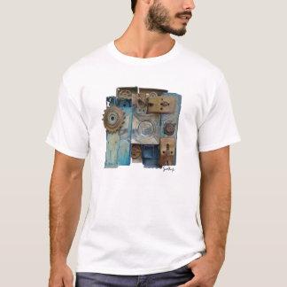 T-shirt de minuit de mécanisme