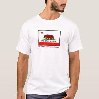 T-shirt de mission de la Californie Carlsbad LDS