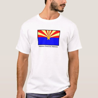 T-shirt de mission de l'Arizona Phoenix LDS