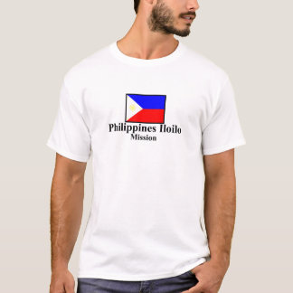 T-shirt de mission de Philippines Iloilo LDS