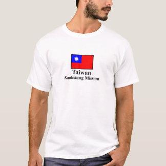 T-shirt de mission de Taïwan Kaohsiung