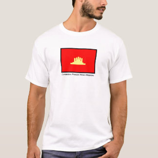 T-shirt de mission du Cambodge Phnom Penh LDS
