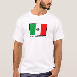 T-shirt de mission du Mexique Torreon LDS