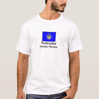 T-shirt de mission du Nébraska Omaha