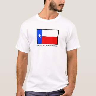 T-shirt de mission du Texas Fort Worth LDS