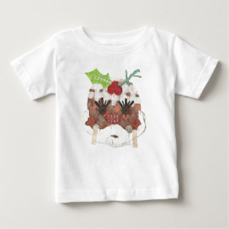 T-shirt de Mme Pudding No Background Baby
